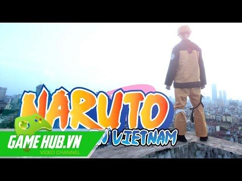 Naruto và Sasuke đến Hà Nội