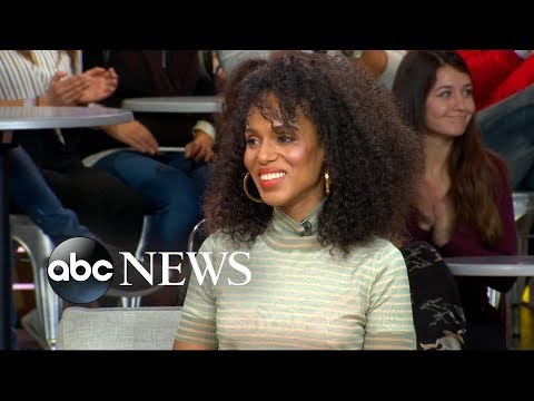 , title : 'Kerry Washington dishes on the 'Scandal' finale'