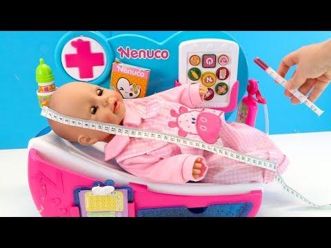 Кукла Аннабель Боится Идти На Осмотр #Мультик Для детей Играем в Игрушки Как Мама 108мама тиви видео