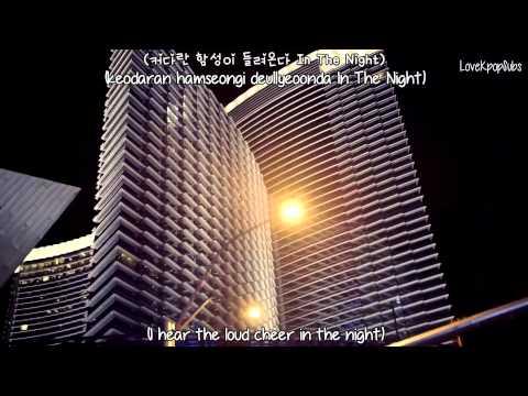 B.A.P - Hurricane MV [English subs + Romanization + Hangul] HD