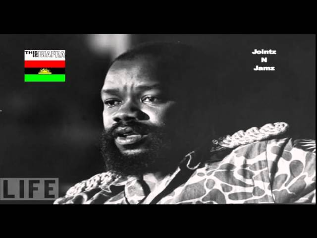 OJUKWU's SPEECH DURING THE BIAFRAN WAR (B)