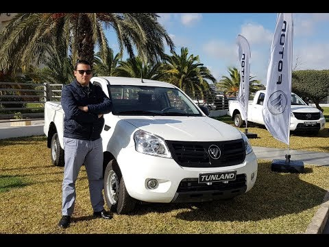 New Pick Up Foton Tunland Sold by Economic Auto