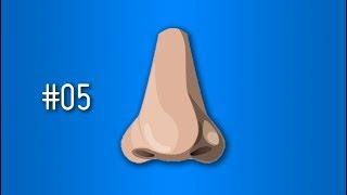 #05 L'odorat, partie 1 - Les sens humains - e-penser