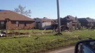 Tornado Disaster 149th St Moore, OK