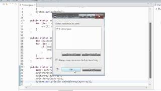 Tutorial 13 - Programming 1D Arrays in Java