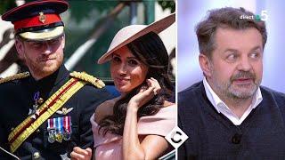 Harry & Meghan : le choix de la reine - C à Vous - 14/01/2020