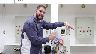 Como consertar micro vazamentos em ar condicionado SPLIT e geladeira? ( tapa fugas)