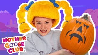 Ghost Family + More | Mother Goose Club Nursery Rhymes