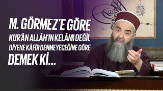 Mehmet Görmez'e Göre