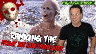 Drumdums Ranks the FRIDAY THE 13TH Franchise