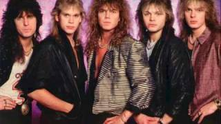 Europe- Open your heart