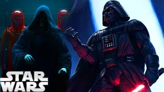 Was Darth Vader More Powerful Than Emperor Palpatine? Star Wars Explained