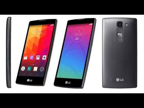 Smartphone LG Spirit mit und ohne LTE - HIZ020
