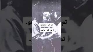 Tum Kya Samjho Tum Kya Jano Bat Meri Tanhai Ki   - YouTube
