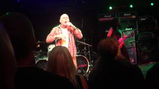 Armored Saint Raising Fear Live In San Jose 5-29-2015 + setlist!