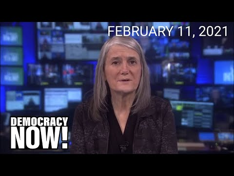 Top U.S. & World Headlines — February 11, 2021