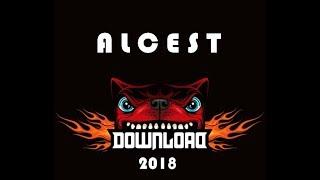 Alcest  - Oiseaux de proie -  Download Festival - 16/06/2018