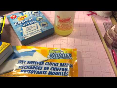 Dollar Tree Cleaning product review