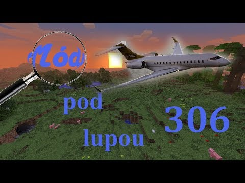 Minecraft: Módy pod lupou - Immersive Vehicles Mod (Private Jet) (#306)