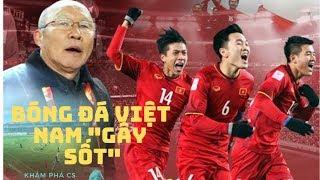 """Sốc: Bóng đá Việt Nam đang """"gây sốt"""" trên xứ sở Kim Chi"""