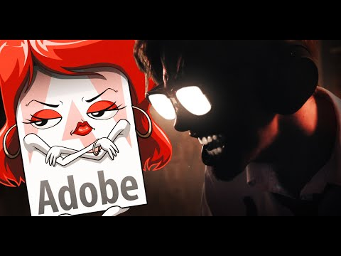Breaking up with ADOBE