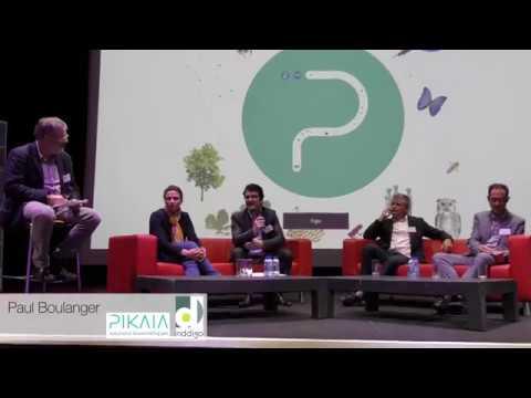 Table ronde dédiée au biomimétisme pour les 30 ans d'Inddigo