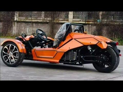 SPYDER TRIKE | 3 WHEELS CAR | BIKE MATE PK
