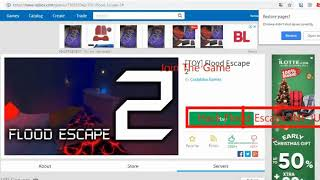 infinite jump roblox flood escape 2 2019 - TH-Clip