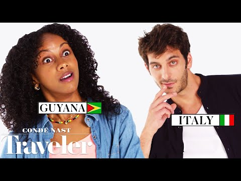 70 People Reveal How to Tell If Someone Is From Their Country | Condé Nast Traveler