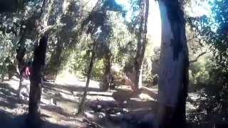 Cascada Quebrada de Macul