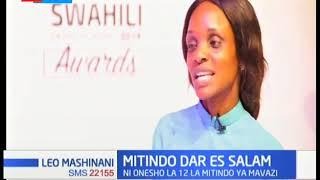 Onesho la 12 la mitindo ya mavazi huko Dar-es Salaam