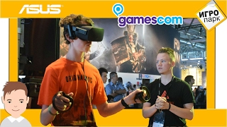ТОП-5 лучших VR игр/TOP-5 best VR games of all times