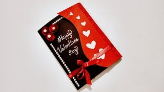 Special Handmade Valentines Day Card | DIY Valentines Day Card Idea | Complete Tutorial