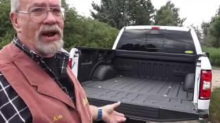 Guess what happened to my Ford F150 aluminum bed