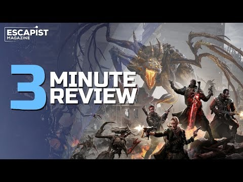 Remnant: From the Ashes - Review in 3 Minutes - Escapist Magazine video thumbnail