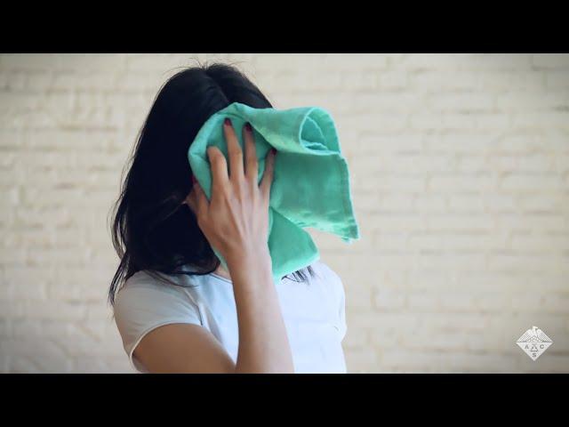 Одежда с активным охлаждением защитит от жары и оттолкнет воду