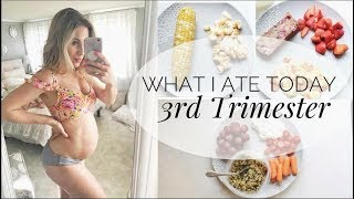 What I ate today | 3rd Trimester | 31 Weeks Pregnant