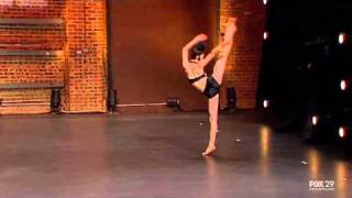 Contemporary Dancer - Nicole Knudson