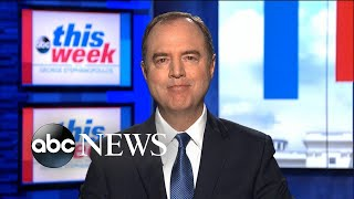 Rep. Schiff says it's Congress' 'duty to expose' Trump's relationship with Russia