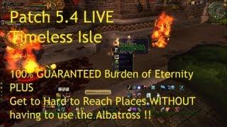 Timeless Isle: 100% GUARANTEED Burden of Eternity / Golden Glider !!