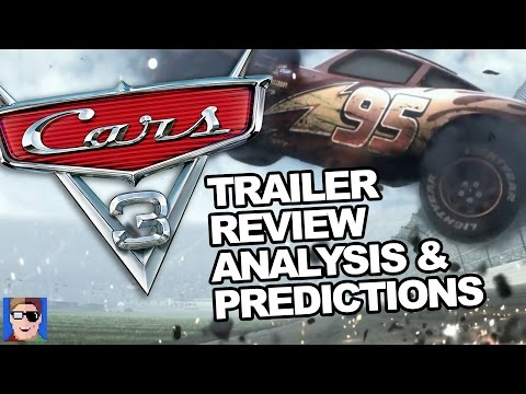 Could Cars 3 Actually Be Awesome?!