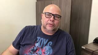 Sérgio Luiz conta momento no jornalismo