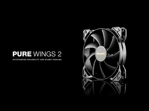 Вентилятор для корпуса be quiet! Pure Wings 2 92mm BL045