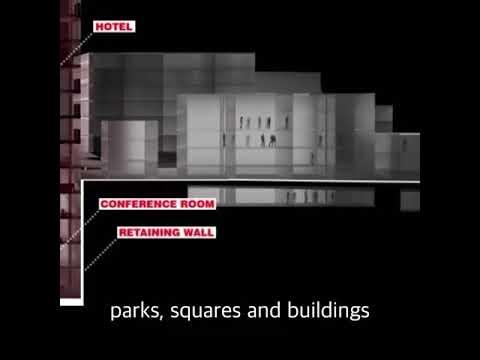 Danilo Dangubić, arhitekta - Podzemni ključ samoodržive metropole, Beograda (FOTO, VIDEO)