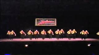 Old dance competition, Jumpin Jack