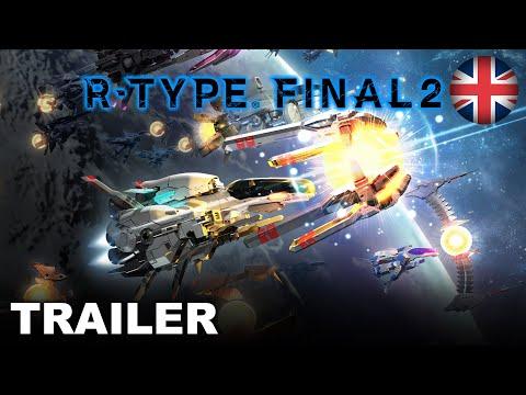 R-Type Final 2 : Présentation de gameplay (9 février 2021)