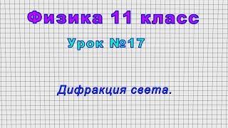 11 класс Урок 17