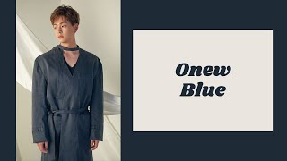 Onew (SHINee)   Blue [polskie Napisy  PL SUB]