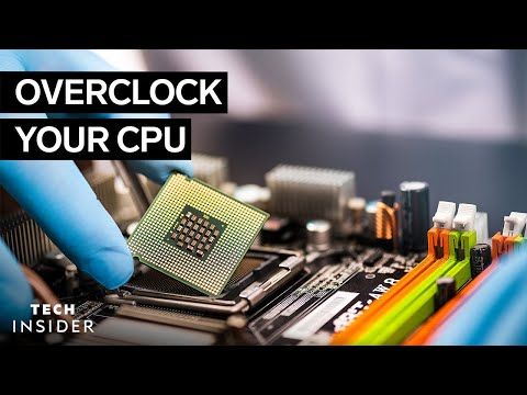 The Easiest way to Overclock a CPU