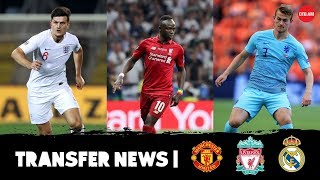 Transfer News | Maguire nearing United? Alves to Arsenal/Spurs? Coutinho to Liverpool?